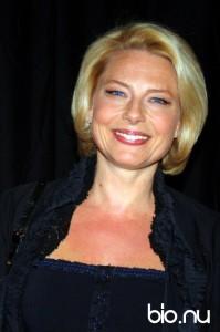 Helena Bergström på Guldbaggegalan 2010. Foto: Johanna Solgren.